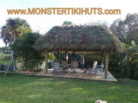 Tiki Hut Fort - pin by tiki huts on custom tiki huts tiki hut