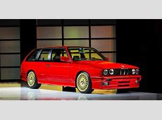 This 2door E30 Wagon Is The Best BMW At SEMA 6SpeedOnline