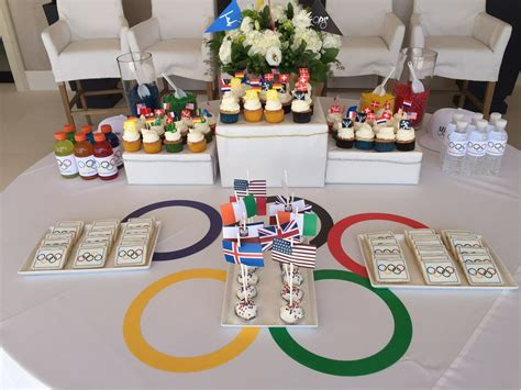 summer games   olympic themed party