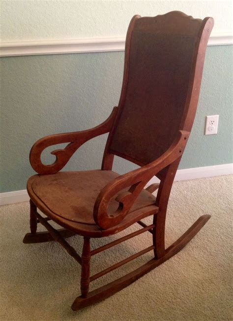 recaning a rocking chair 17 best images about rocking chair redo on