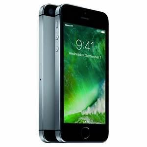 Iphone Se Reconditionné Fnac : refurbished total wireless apple iphone se 32gb prepaid smartphone gray ~ Maxctalentgroup.com Avis de Voitures