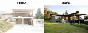 Ristrutturazione: prima e dopo di una casa di montagna