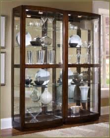 corner kitchen hutch furniture glass corner curio display cabinet home design ideas