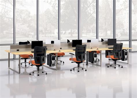 Office Desk Systems by Epicenter Partitions And Desk Systems Power