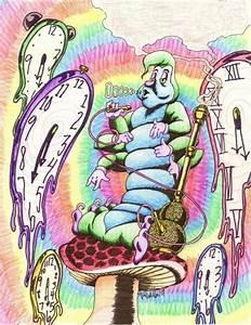Wonderland, Trippy and Caterpillar on Pinterest