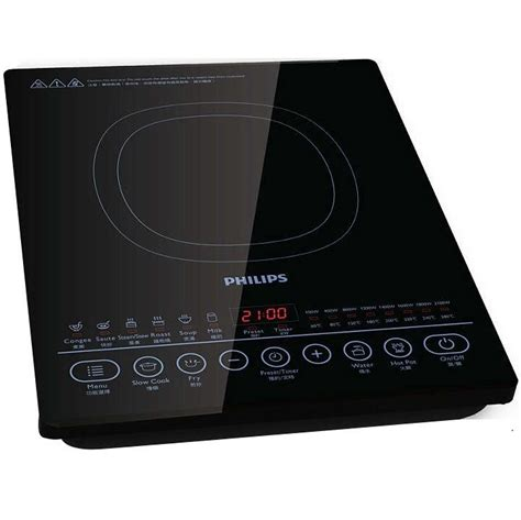 philips electric single induction cooker digital display hotplate