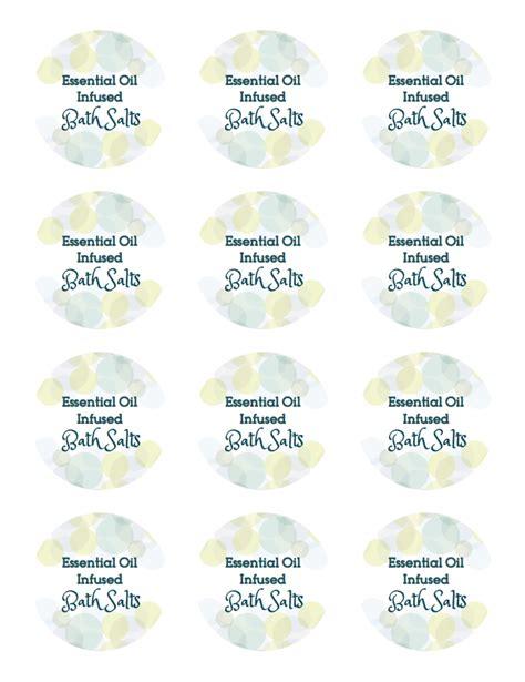 bath salts  essential oils