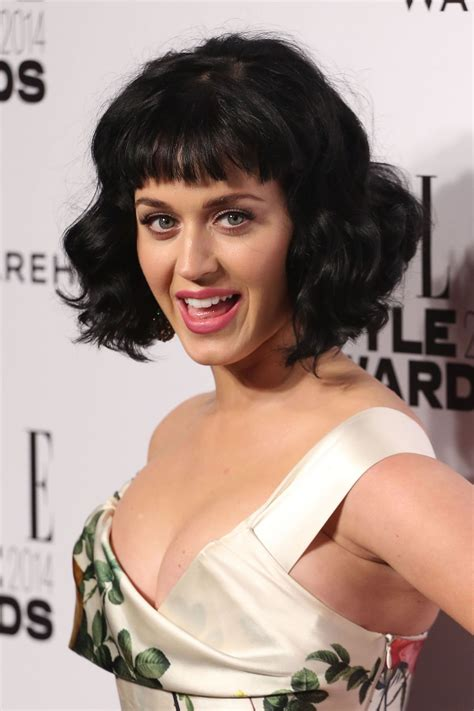 KATY PERRY at 2014 Elle Atyle Awards in London – HawtCelebs