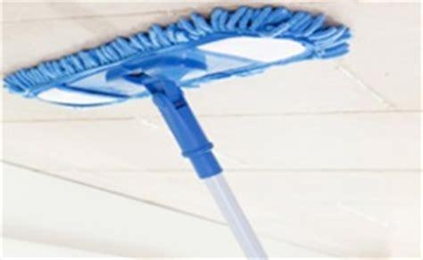 nettoyer et lessiver un plafond tout pratique