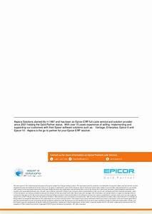 epicor supply chain management With epicor document management