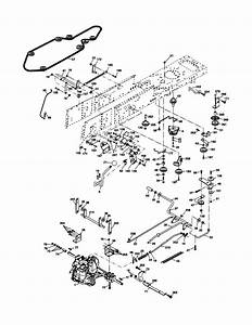Craftsman Model 917254211 Lawn  Tractor Genuine Parts