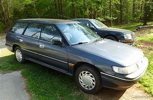Artmasterx U0026 39 S 1992 Subaru Legacy Wagon