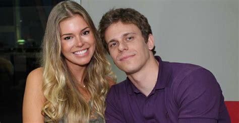 Após o fim do namoro com Priscila Machado , Cesar Cielo ...