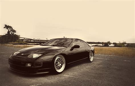 300zx Wallpaper Iphone by Wallpaper Nissan Black 300zx Fairlady Ccw Images For