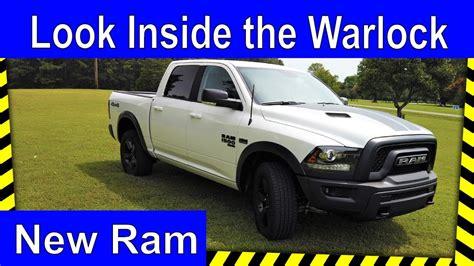 impression ram warlock  classic  hemi