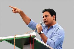 Miffed KTR shoots off letter to Sushma on deportation of ...