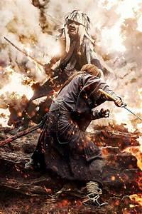 Rurouni Kenshin: Kyoto Inferno Movie Wallpapers ...