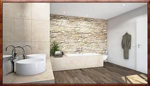 Bad Deko Modern : moderne badezimmer fliesen beige design ~ Sanjose-hotels-ca.com Haus und Dekorationen