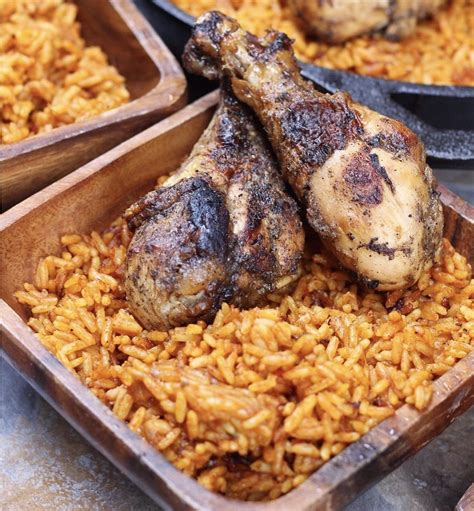 This rice flour cake recipe is simple yet delicious. How to Make Jollof Rice in 5 Easy Steps - Ev's Eats