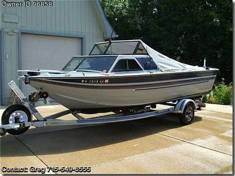 Sylvan Aluminum Boat Reviews by 1990 Sylvan Cabin Cruiser Used Boats For Sale By Owners