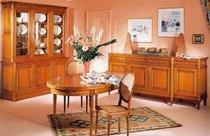 salle a manger louis xvi merisier meubles hummel With meuble salle À manger avec salle a manger merisier