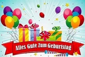 Geburtstag Männer Bilder : alles gute zum geburtstag w nsche spr che gr e bilder zum geburtstag ~ Frokenaadalensverden.com Haus und Dekorationen
