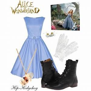 Alice Im Wunderland Kleidung : alice in wonderland kost me kost m outfit und kleider ~ Frokenaadalensverden.com Haus und Dekorationen