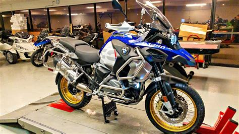 2019 R1250gsa Is Here!! • Could It Be My Demo