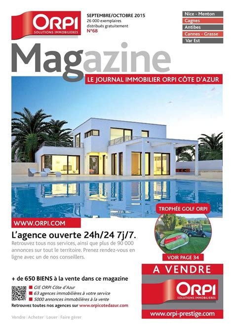 Cabinet Central Immobilier by Orpi Cabinet Central