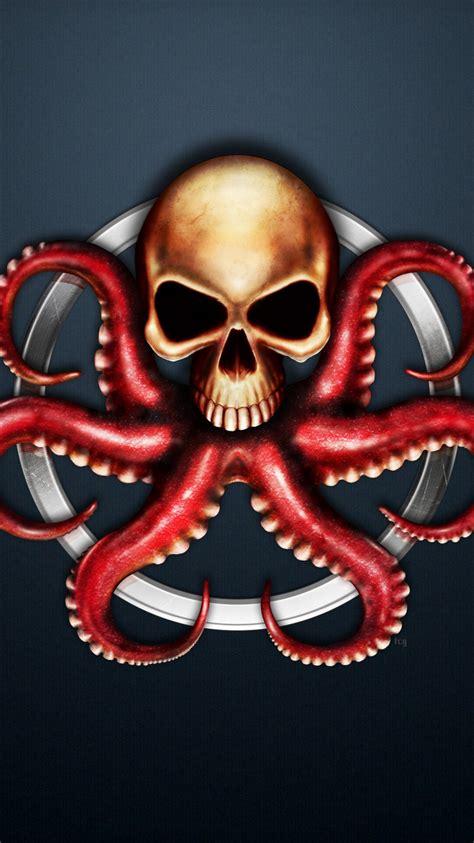 Free download Hydra Logo Wallpaper from Marvel Comics ...