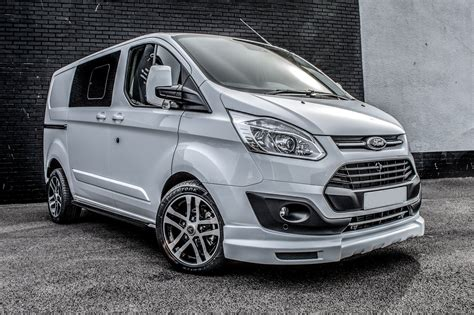 Ford Transit Custom Dciv Wasp Van Swiss Vans Bridgend