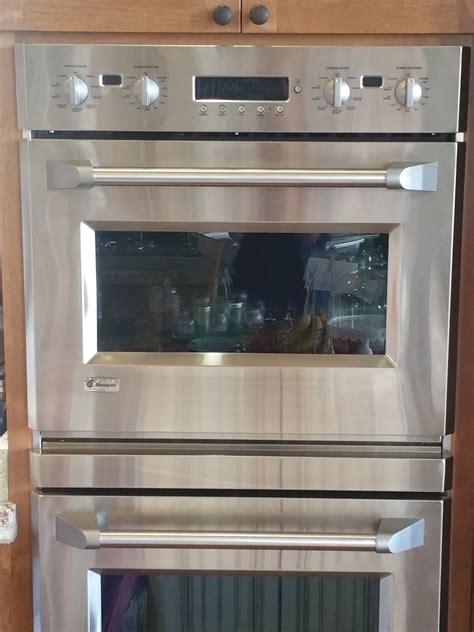 ge monogram wall oven  locked   error code   polss  open  oven