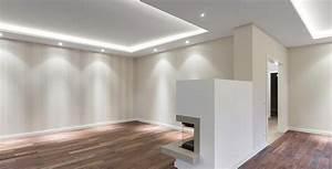 Wohnzimmer Decke Verkleiden : voutenbeleuchtung voutenbeleuchtung wohnzimmer holz in 2019 basement lighting cove ~ Watch28wear.com Haus und Dekorationen
