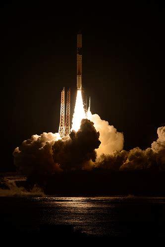 Nasa And Jaxa Launch New Satellite To Measure Global Rain