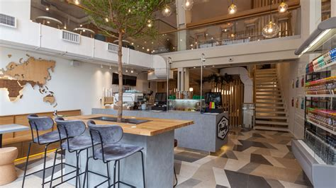 Russia / Coffee shop: Paulig opens coffee shop in Moscow