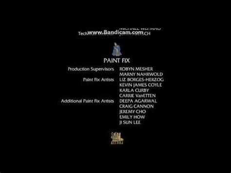 shrek the third credits youtube