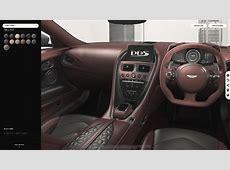 Configure Your Aston Martin DBS Superleggera
