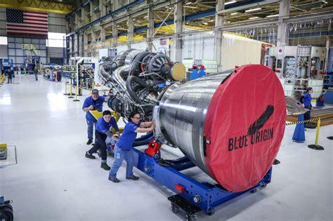 Jeff Bezos offers a sneak peek at Blue Origin's newest ...