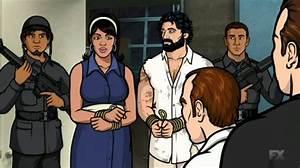 Watch Archer Season 5 Episode 13 Archer Vice: Arrival ...