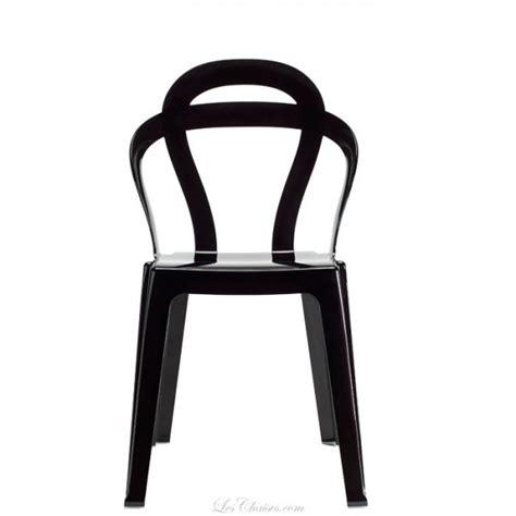 chaise noir pas cher chaise pas cher design titi par scab chaises de cuisine