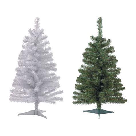 christmas xmas trees artificial geneva green or