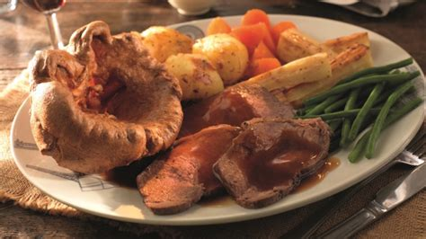 top ten sunday dinners where to get the best sunday lunch in leeds leeds list