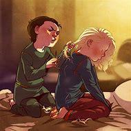 Comic Thor and Loki Fan Art