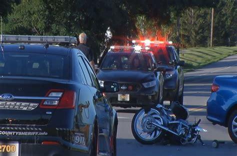 motorcyclist hospitalized crash rt