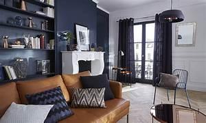Décoration De Salon : d co un salon sobre et chic ~ Nature-et-papiers.com Idées de Décoration