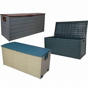 Box Für Sitzauflagen : garten aufbewahrungsboxen angebote online finden und preise vergleichen bei i dex ~ Orissabook.com Haus und Dekorationen