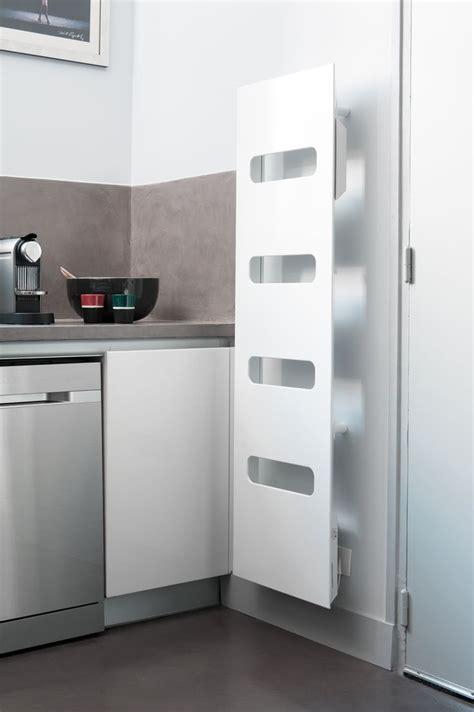 radiateur cuisine modèle radiateur castyle elite design blanc en acier
