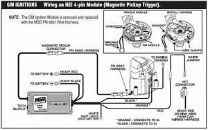 Msd 6al To Hei Wiring Diagram
