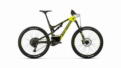 Altitude Rocky Powerplay Mountain Bikes Motor Bike