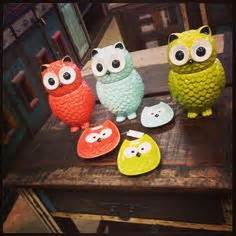 Owl Canisters For The Kitchen by 1000 Images About Owl On Canisters Ceramic